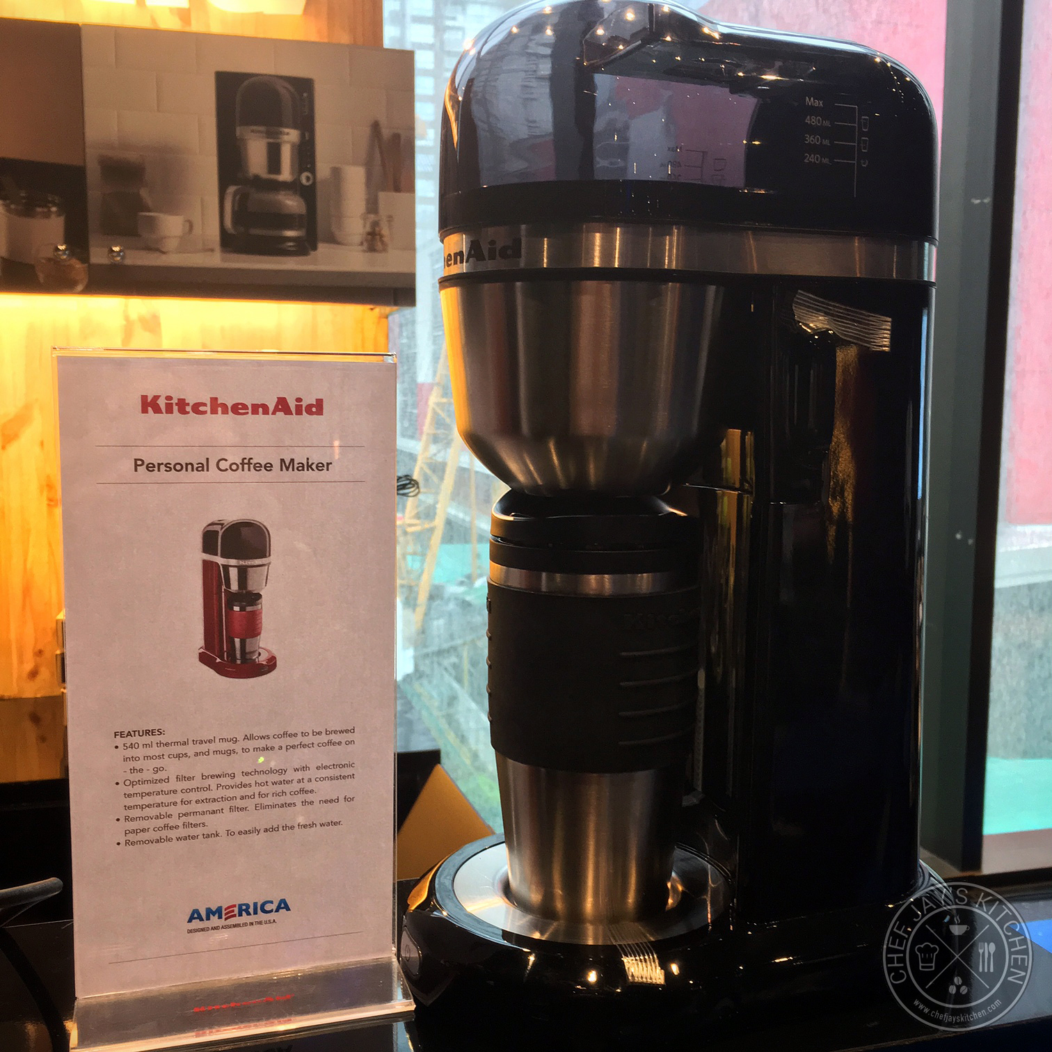 Kitchenaids Craft Coffee Line Specialty Coffee For The Modern Home