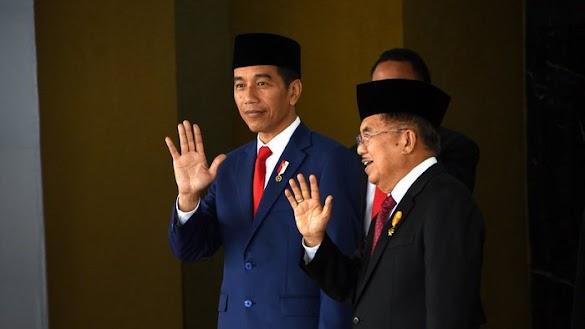 Inilah Tiga Sikap JK yang Bertentangan dengan Koalisi Jokowi-Ma'ruf