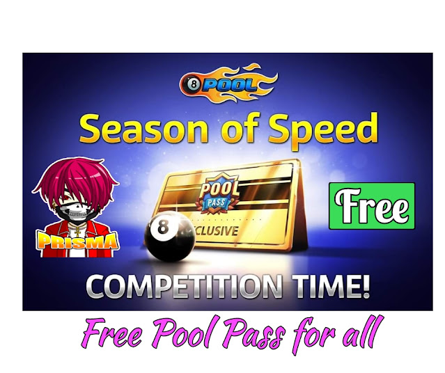 Free 8 ball pool pass