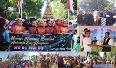 Kirab Luwur Puncak Peringatan Haul Nyi Ageng Ngerang Tambakromo Pati
