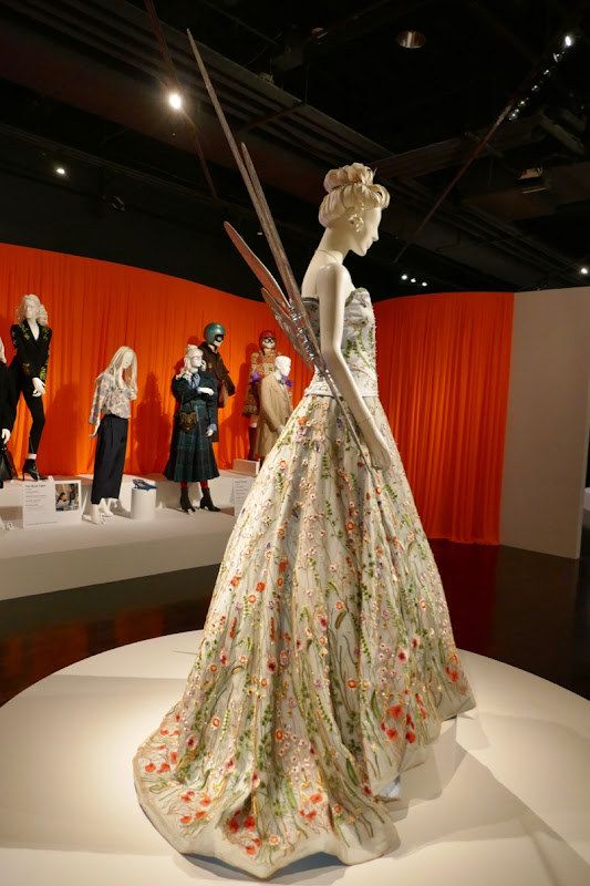 Beatrice opera costume Series of Unfortunate Events