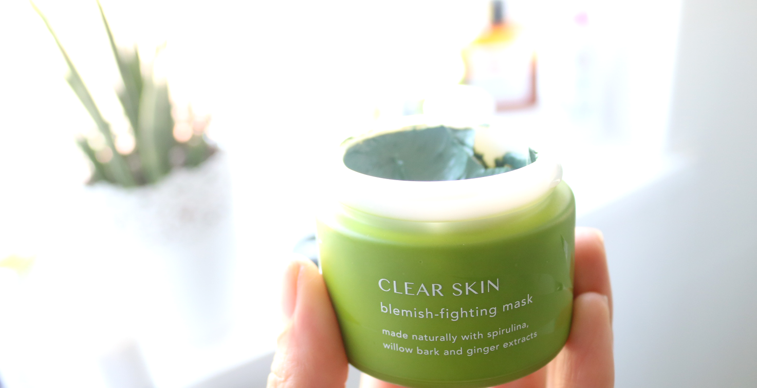Tropic Skincare Clear Skin Blemish Fighting Face Mask review