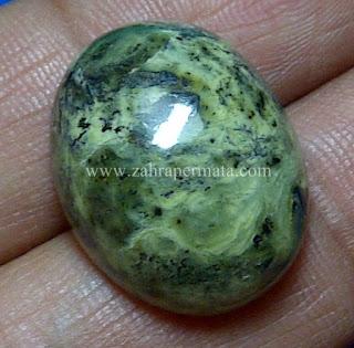 Batu Permata Green Borneo - ZP 528
