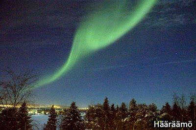 Revontulet Aurora Borealis