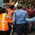 বর্ধমানে জোর করে জেলাশাসকের গেট খুলে শিক্ষক ঐক্য মঞ্চের বিক্ষোভ