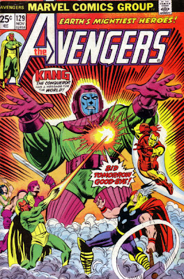 Avengers #129, Kang and the Celestial Madonna