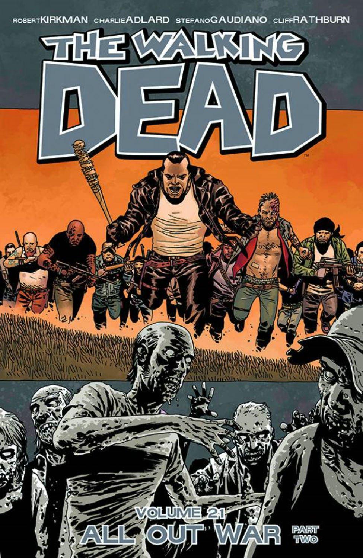 The Walking Dead Revista Em Quadrinhos Pdf