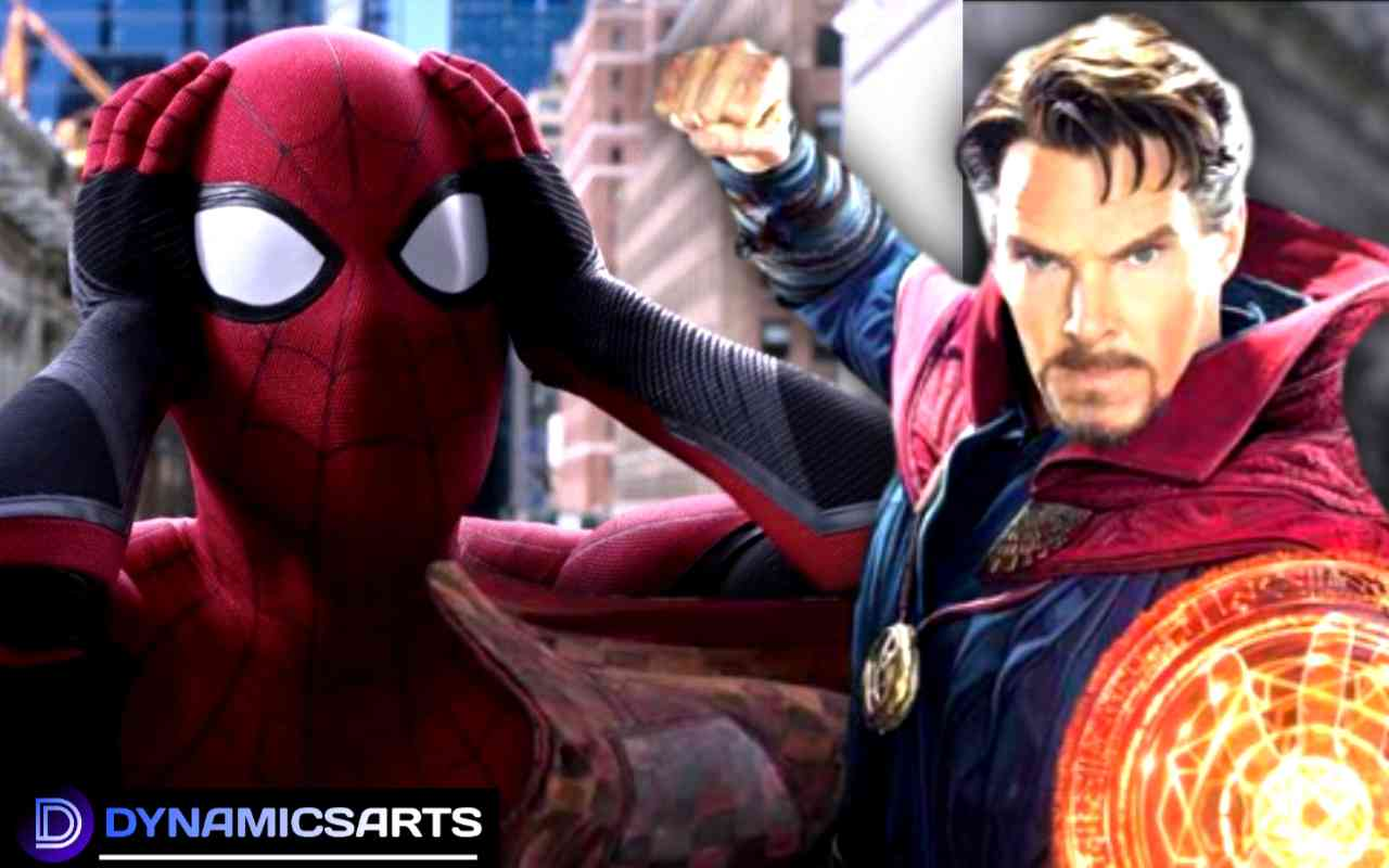 MCU Spider-Man 3 : Benedict Cumberbatch return in Doctor Strange Role