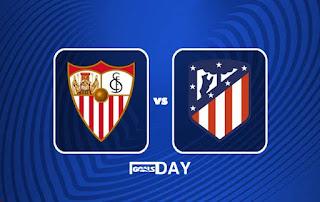 Sevilla vs Atletico Madrid – Highlights