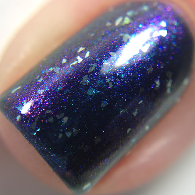 Night Owl Lacquer-You're A Dreamer My Dreamer