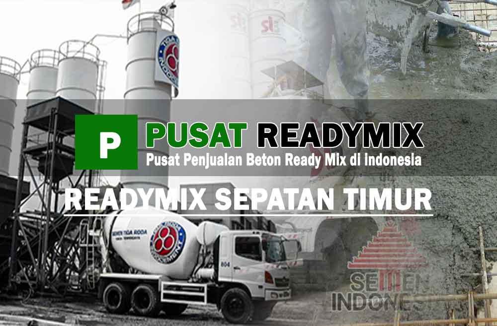 Harga Beton Ready mix Sepatan Timur