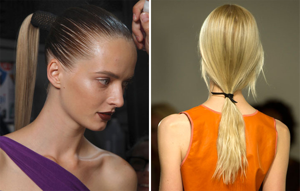 Spring Summer 2012 Hair Trends