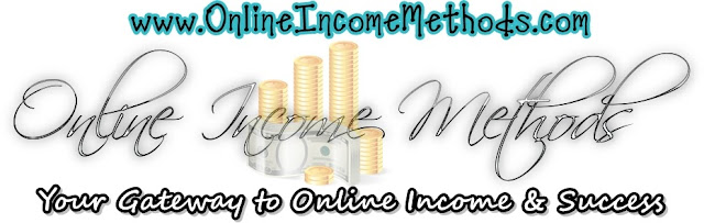 OnlineIncomeMethods