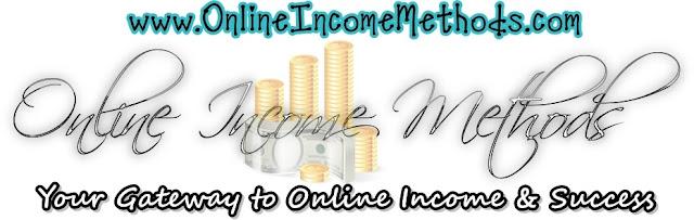 OnlineIncomeMethods