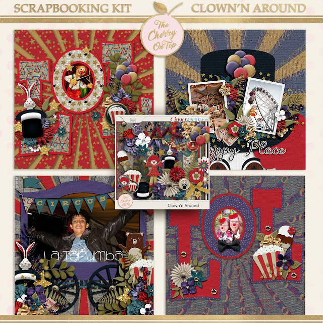 Clown'N Around Kit
