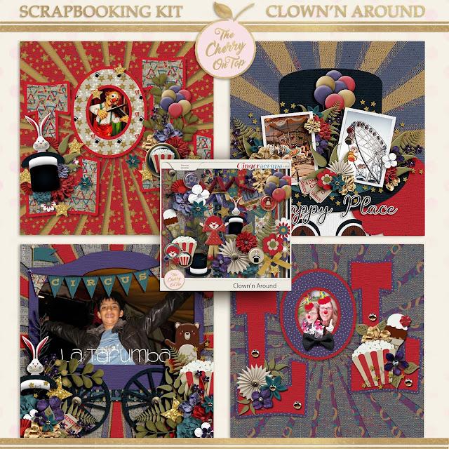 Clown'N Around Kit