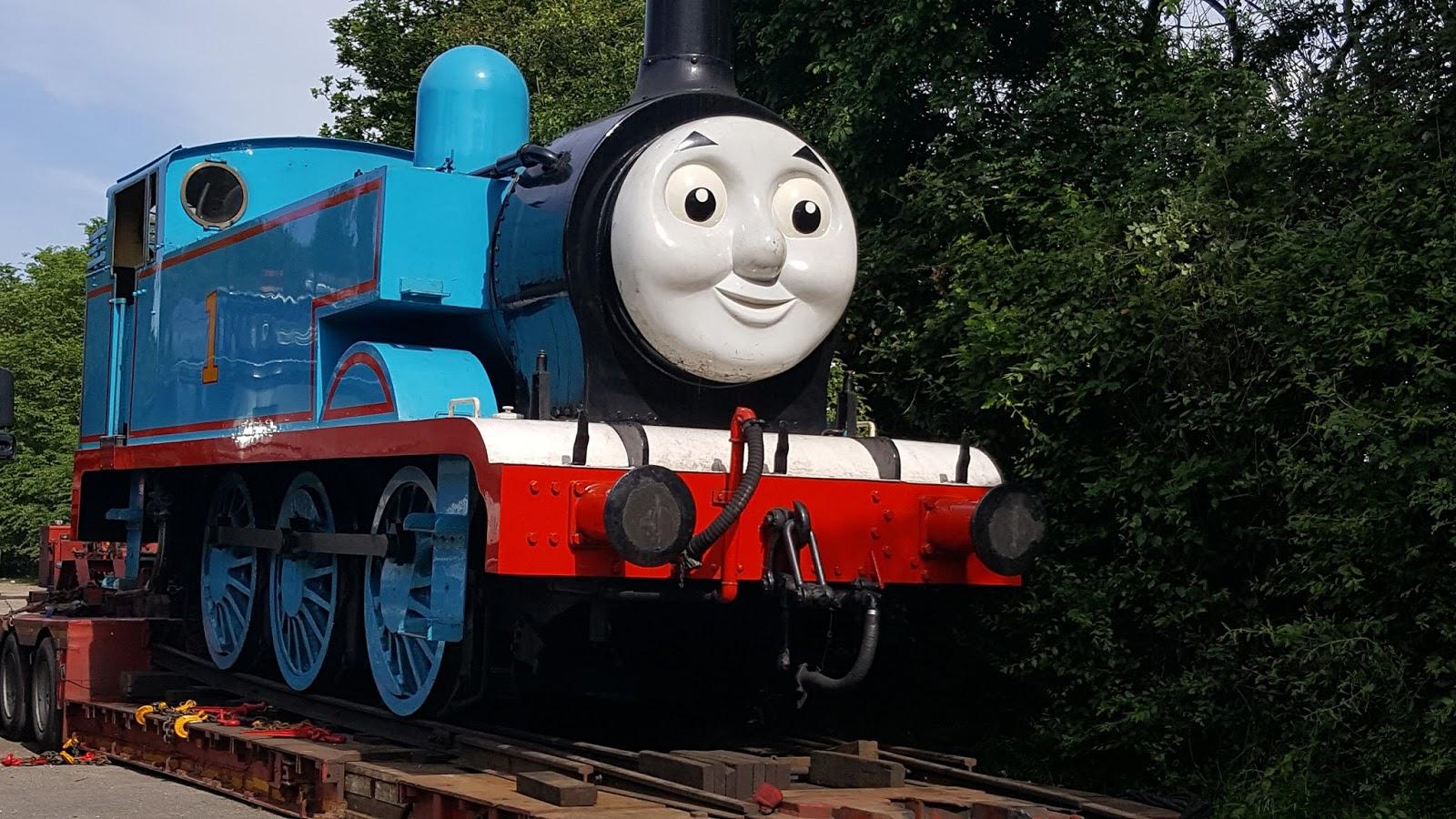 Colne Valley Railway News