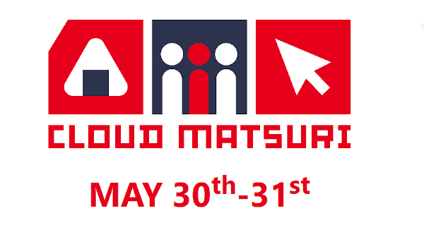 Cloud Matsuri logo