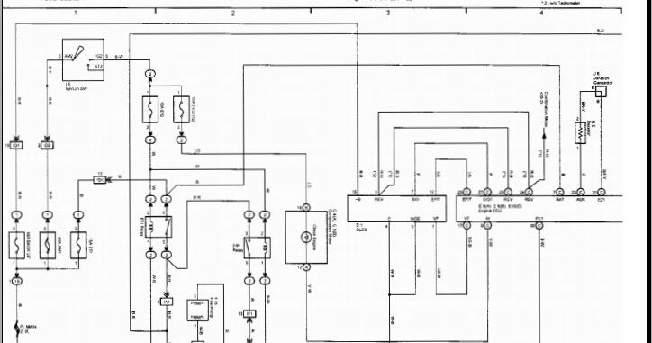 wiring diagram xenia