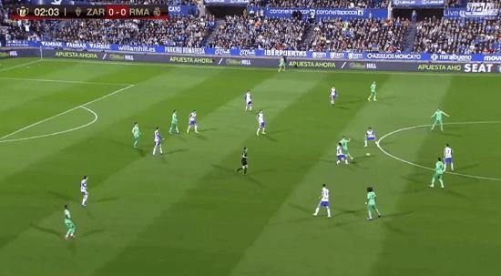 البث المباشر : ريال مدريد وريال سرقسطة real-zaragoza vs real-madrid kora online