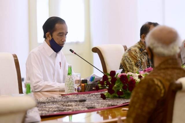Jokowi Kembali Tegur Para Menteri termasuk Polri: Yang Dulu Belanja ke Luar, Rem Dulu!
