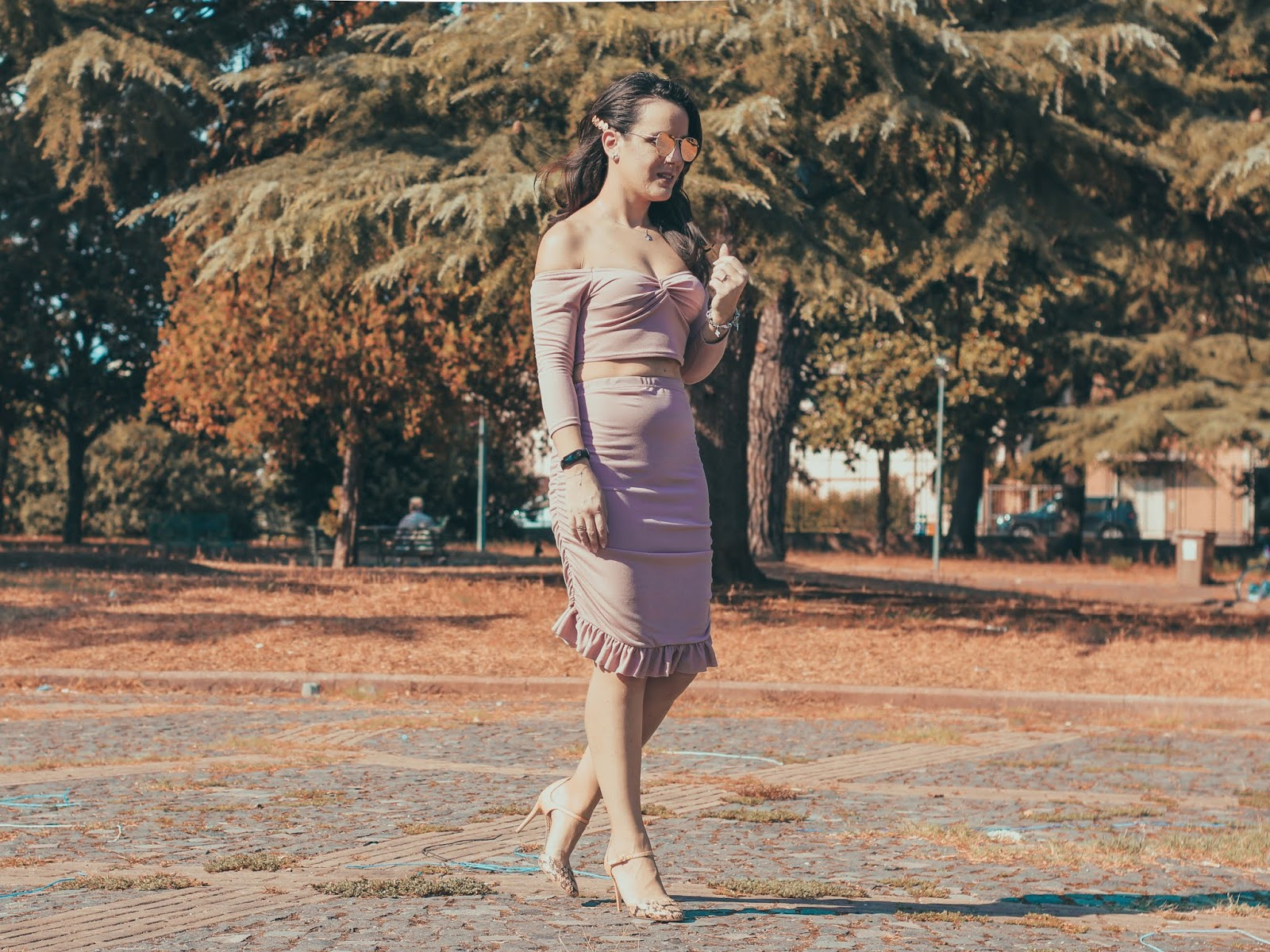 look rosa autunno 2019