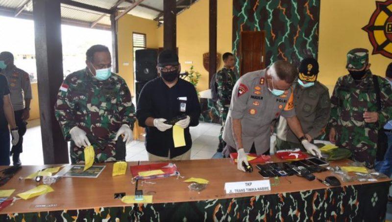 Polda Papua Ungkap Keberhasilan Penegakan Hukum Terhadap KKB di Mimika