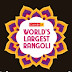 Worlds Largest Rangoli Contest