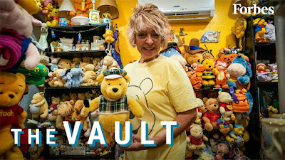 This Million Dollar Winnie The Pooh Collection Is The Largest In The World   The Vault   Forbes