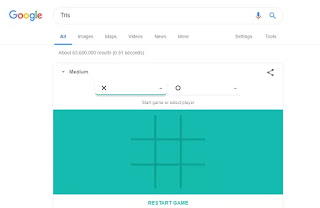 Tris su Google