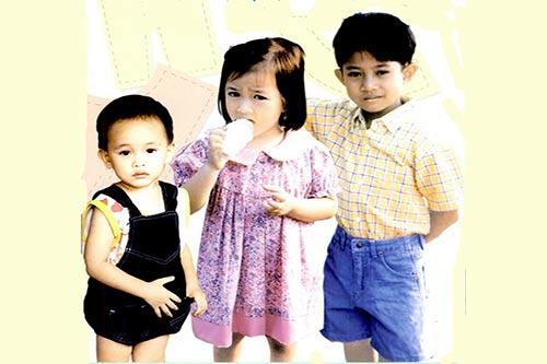 Daftar Ukuran Standar Pola Dasar Baju Anak