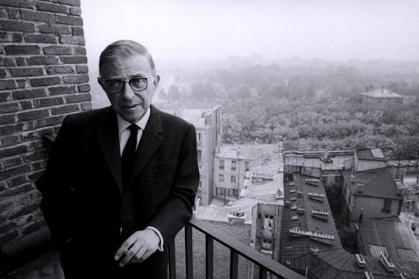 Jean-Paul Sartre : El poder es una de las formas esenciales del mal