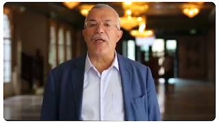 نور الدين البحيري يوجه نداء عاجل لأحرار العالم والمنظمات الإنسانية والمؤسسات الدولية بحماية احبابنا و اشقائنا الفلسطينيين