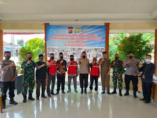Polsek Taktakan Menerima Kunjungan Supervisi Dan Asistensi