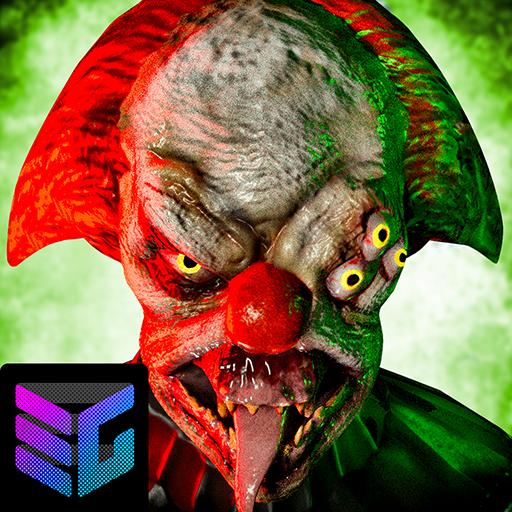 Death Park : Scary Clown Survival Halloween Horror - VER. 1.7.0 Unlimited Money MOD APK