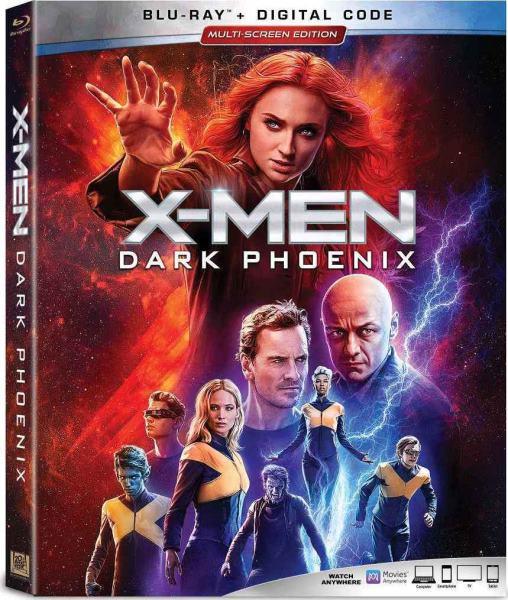 [Movie] X-Men Dark Phoenix (2019) BRRip 850MB nItRo