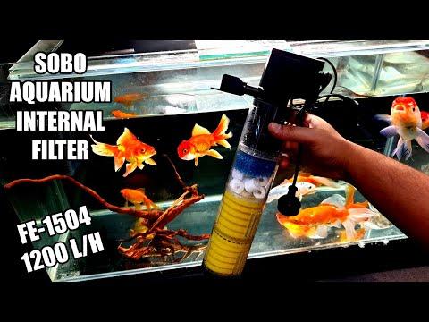 Pros and Cons of Aquarium Internal Filters