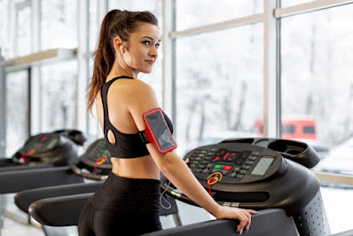 Buy treadmill for home from Power Break fitness
