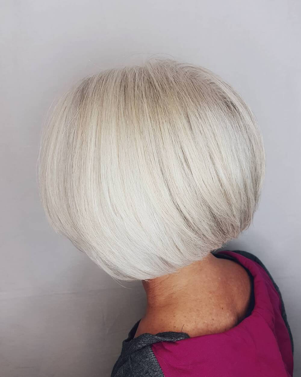 60 Beautiful Silver Hairstyles