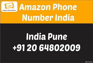 Amazon Phone Number Pune