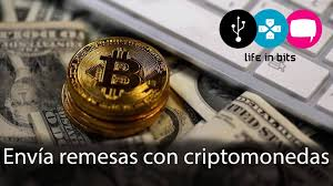 Actualización para el envío de remesas en criptomonedas