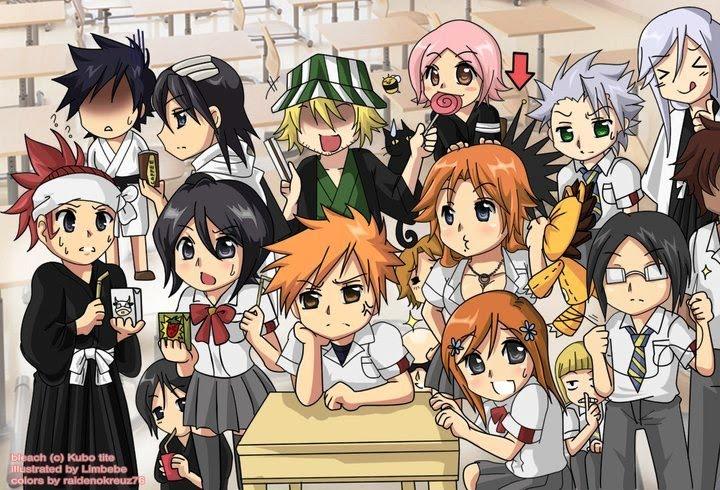 Bleach Opening Theme ~ Popular Anime Music