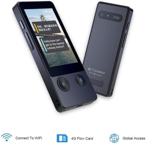 Review XUPURTLK W06 Language Translator Device