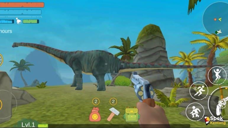Jurassic Island 2