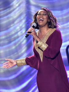 Yolanda Adams to receive the Gospel Music Icon Award at the