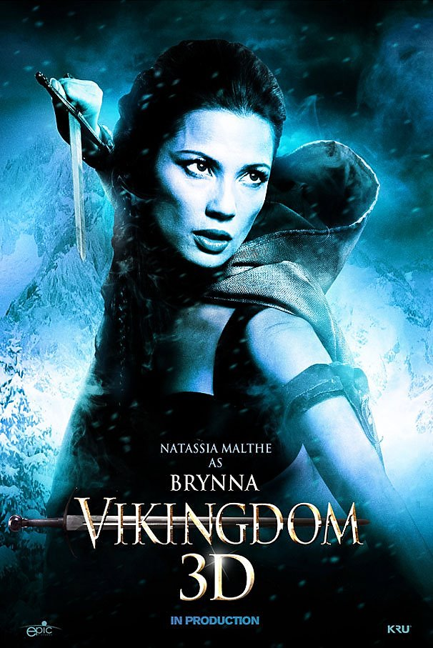 Dan S Movie Report Vikingdom The Blood Eclipse Movie Review