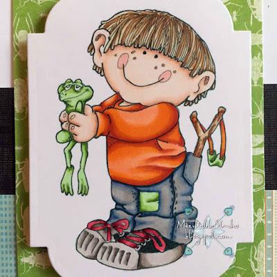 QKR Stampede Little Boy digi12806