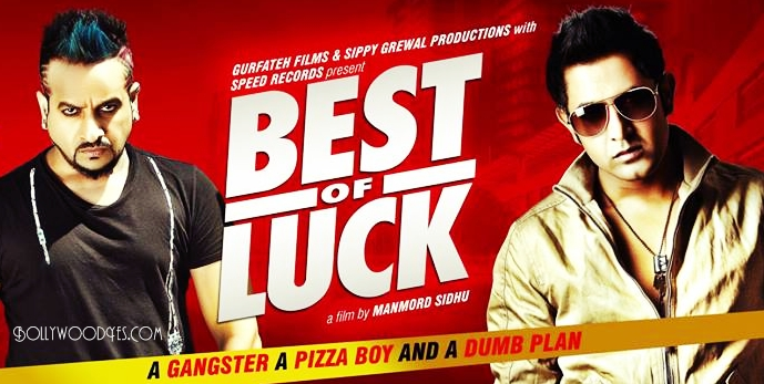 Best Of Luck - Punjabi Movie Review