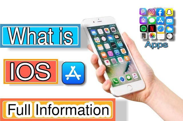 What is IOS Operating Software with full information