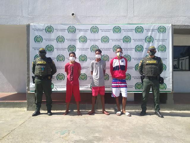 hoyennoticia.com, Tres venezolanos acuchillaron a un hombre en Maicao